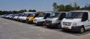 Voorraad bedrijfswagens linkpartners